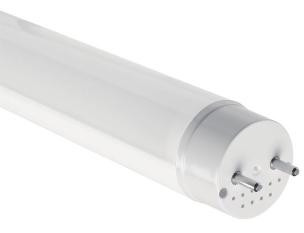 TUBO T8 LED 18W 1.200mm BLANCO CÁLIDO