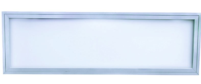 PANEL LED EXTRAPLANO 48W 30x120cm BLANCO CÁLIDO