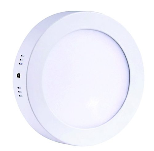 DOWNLIGHT LED 6W SUPERFICIAL REDONDO 120mm BLANCO FRÍO