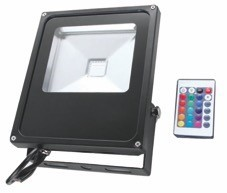 Proyector LED 30W RGB