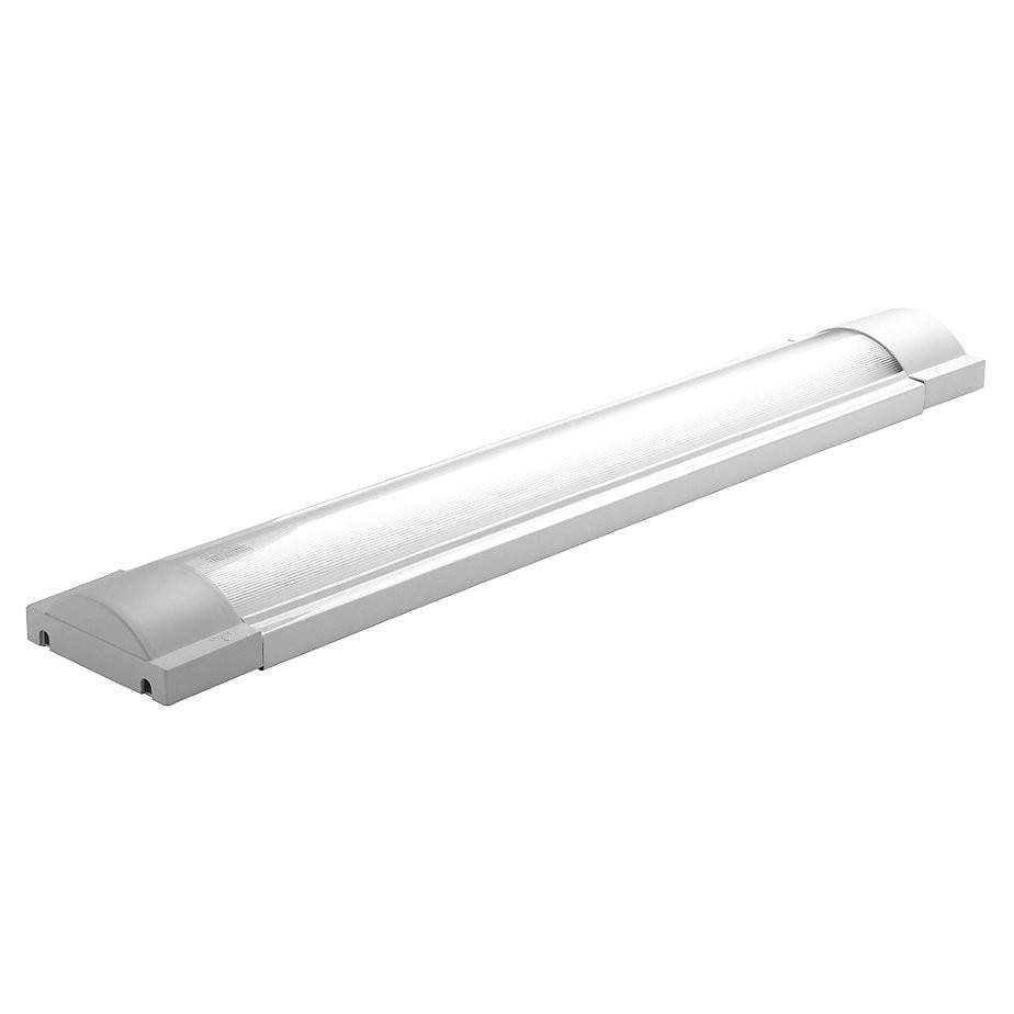REGLETA LED INTEGRADA 2x18W BLANCO FRÍO