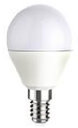 LÁMPARA ESFÉRICA LED E14 5W BLANCO NEUTRO